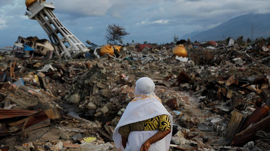 More than 5,000 people are feared missing in Indonesia