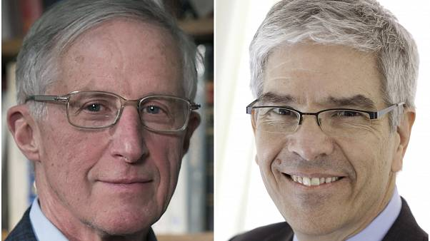 William D. Nordhaus and Paul M. Romer win the Nobel Prize in Economics