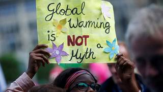 Klimawandel: Jetzt handeln, um wieder auf den 1,5 Grad-Kurs zu kommen