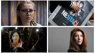 Europa: sono 7 i giornalisti uccisi dall'inizio del 2017