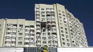Подозрительный взрыв в Кишинёве