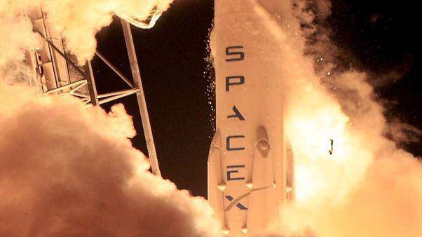 Musk'ın bir roketi daha görevi tamamladı ve SpaceX'in değeri 28 milyar dolar oldu