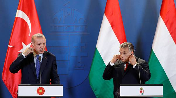 Orbán és Erdoğan ellenségei