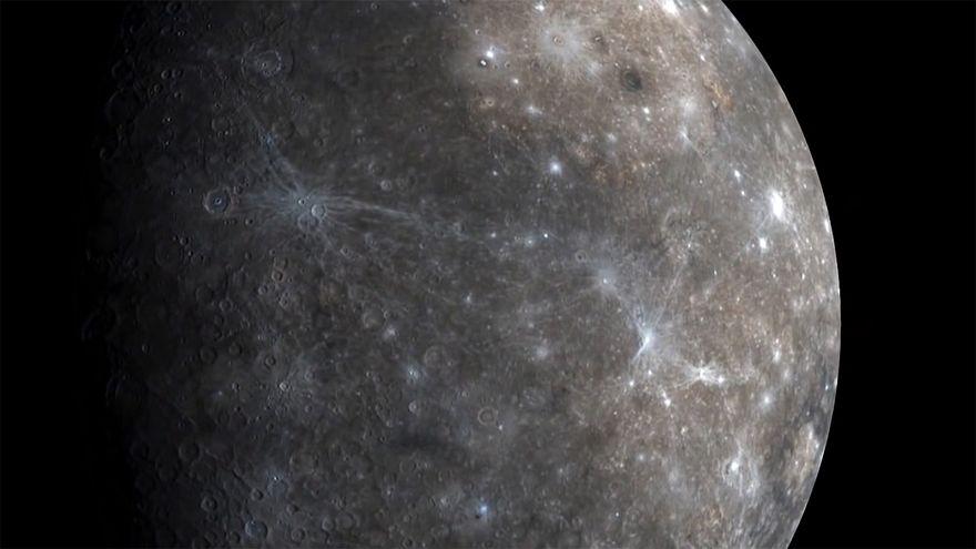 Avrupalı ve Japon bilim insanları BepiColombo ile Merkür'ü inceleyecek