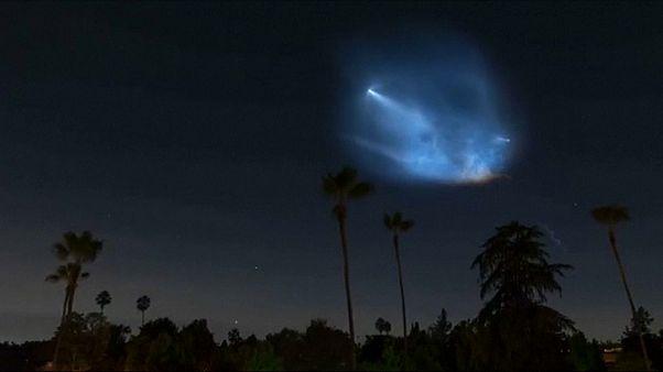 Atterrissage réussi pour le Falcon 9