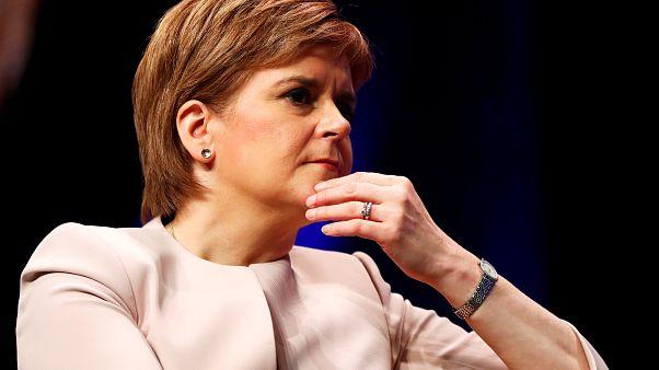 """""""Kuzey İrlanda sınırı için sunulan Brexit önerisi İskoçya için de uygulansın"""""""
