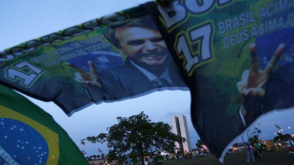 انتخابات البرازيل: يائير بولسونارو يسعى لإقامة تحالفات للفوز بالجولة الثانية