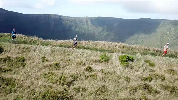 3 Tage Trailrunning: Mit Vulkanmarathon geht Azores Triangle Adventure zu Ende