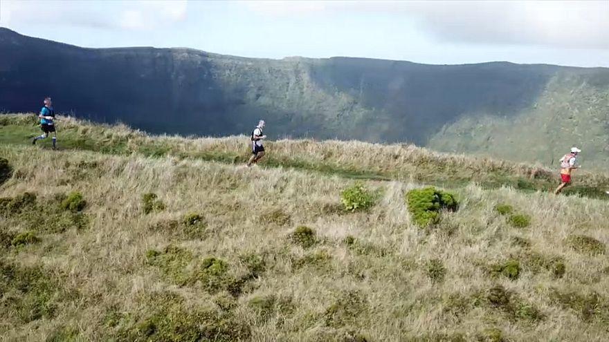 Le trail des Açores : entre ciel et mer