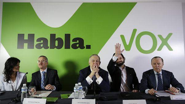 ¿Ha irrumpido la ultraderecha con Vox en el mapa político español?