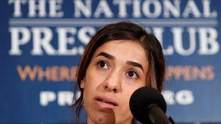 Jesidin Nadia Murad (25) will Stimme derer sein, die nicht gehört werden