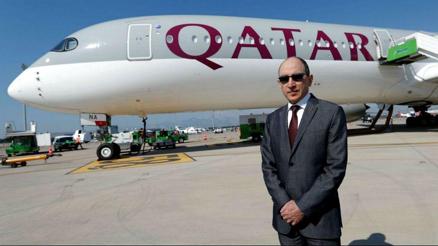 پروازهای هواپیمایی قطر به ایران با وجود تحریمها ادامه مییابد