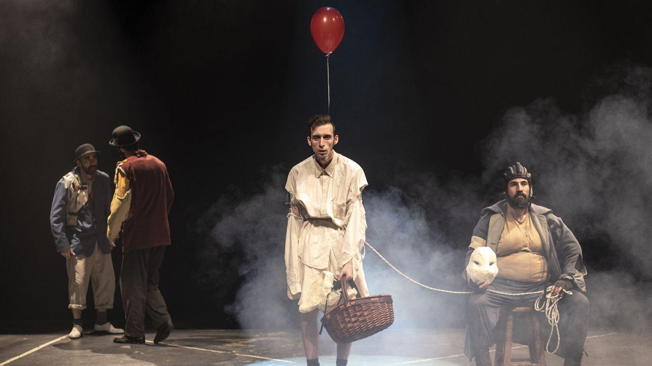 «Περιμένοντας τον Γκοντό»: Ο Βλαδίμηρος και ο Εστραγκόν στον κόσμο του τσίρκου