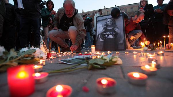 Βουλγαρία: Θρήνος για τον θάνατο της δημοσιογράφου