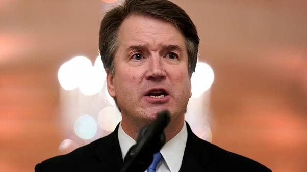 Kavanaugh empossado como juiz do Supremo Tribunal dos EUA