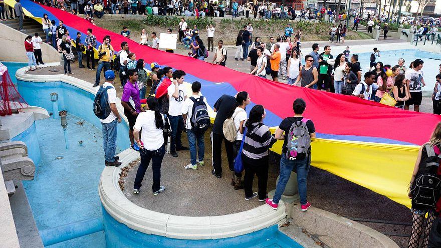 Venezuela'da yıllık enflasyon yüzde 489 bin oldu