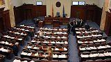 Makedonya hükümeti: Ya isim değişikliği ya erken seçim