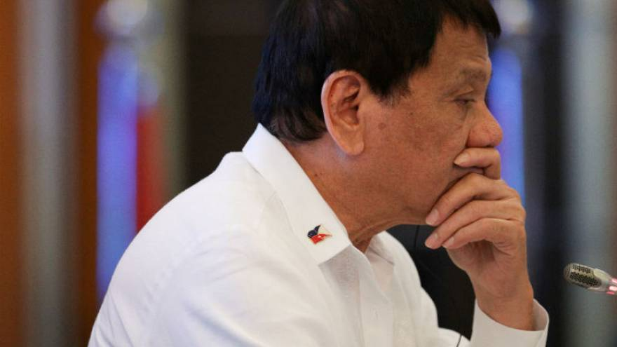 Filipinler Devlet Başkanı Duterte'nin kanser olmadığı açıklandı