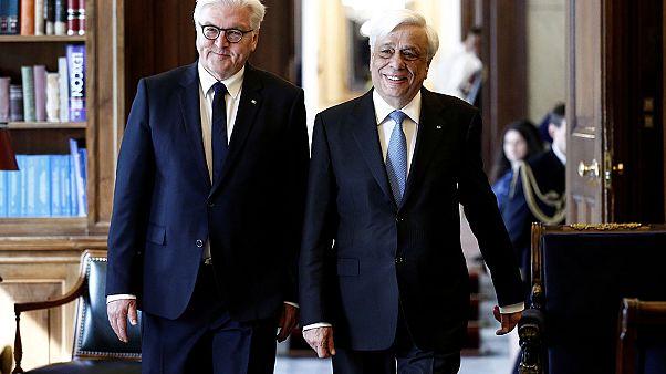 Spiegel: Η Ελλάδα θα ζητήσει τις γερμανικές αποζημιώσεις από τον Σταϊνμάιερ;