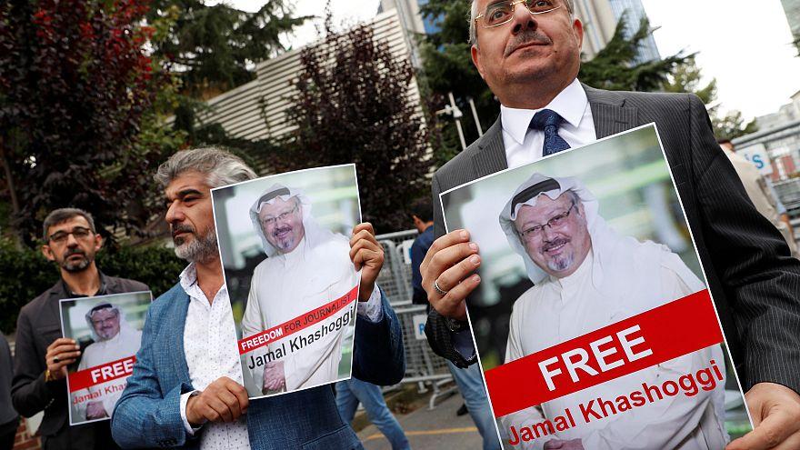 تركيا تكشف صور وأسماء 15 سعودياً مشتبهين في قضية اختفاء خاشقجي