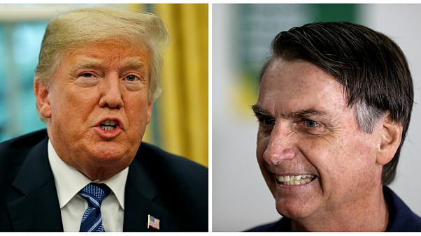 بولسونارو مرشح اليمين المتطرف في البرازيل على خطى ترامب نحو كرسي الرئاسة