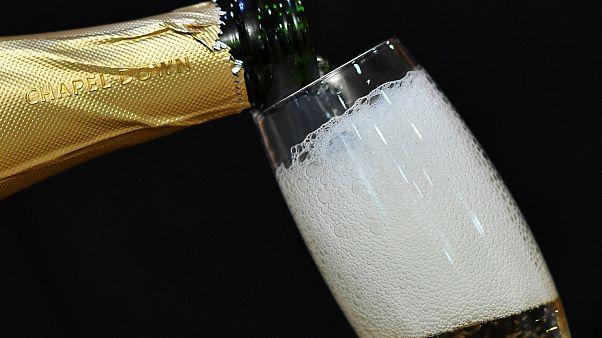 El 'champán' inglés sube como la espuma