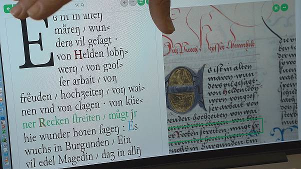 Искусственный интеллект расшифровывает манускрипты