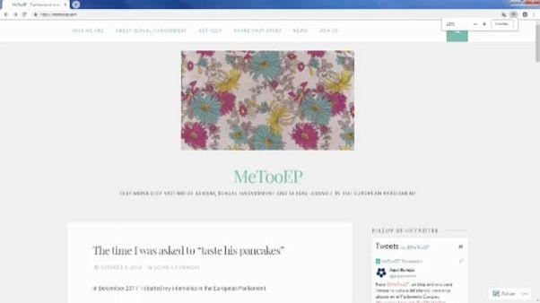 """Europarlamento: apre blog """"MeToo"""" contro abusi sessuali allo staff"""