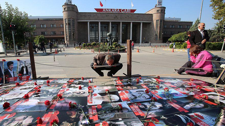 103 kişinin öldüğü terör eylemi üzerinden üç yıl geçti - Ankara Tren Garı