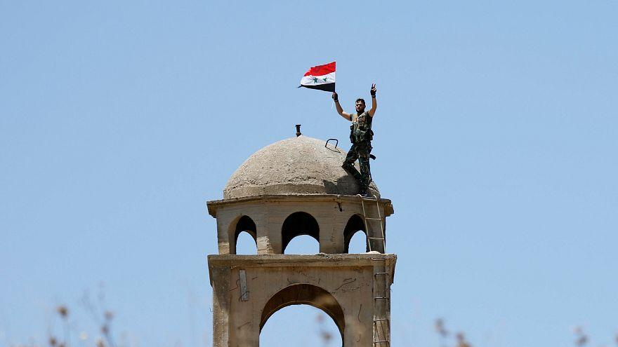 الحكومة السورية تصدر عفواً عاماً عن الفارين من التجنيد الإجباري