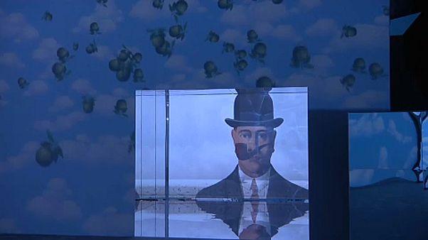 Speciális Magritte kiállítás
