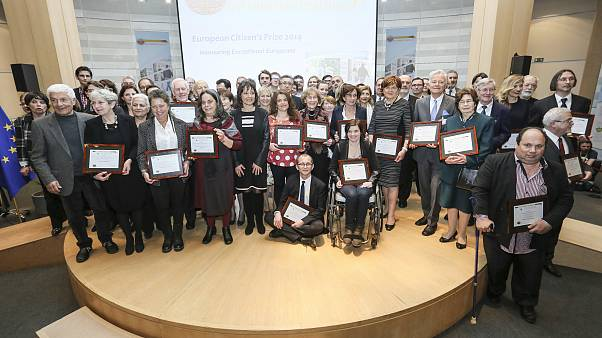 Europäischer Bürgerpreis für Antonio Calo, der Geflüchtete aufnimmt