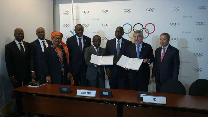 Les Jeux Olympiques de la jeunesse 2022 au Sénégal
