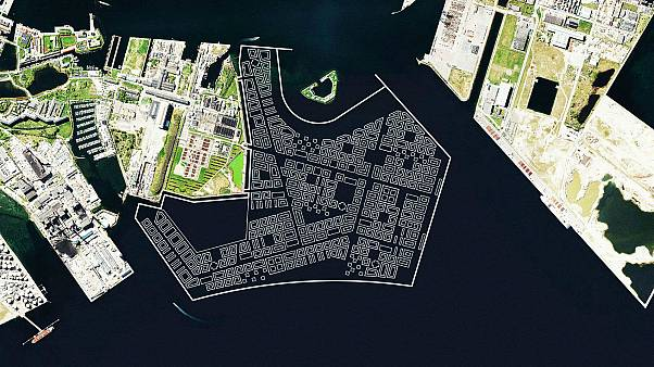 Copenhagen: New island settlement to house 35,000 people and shore up sea defence