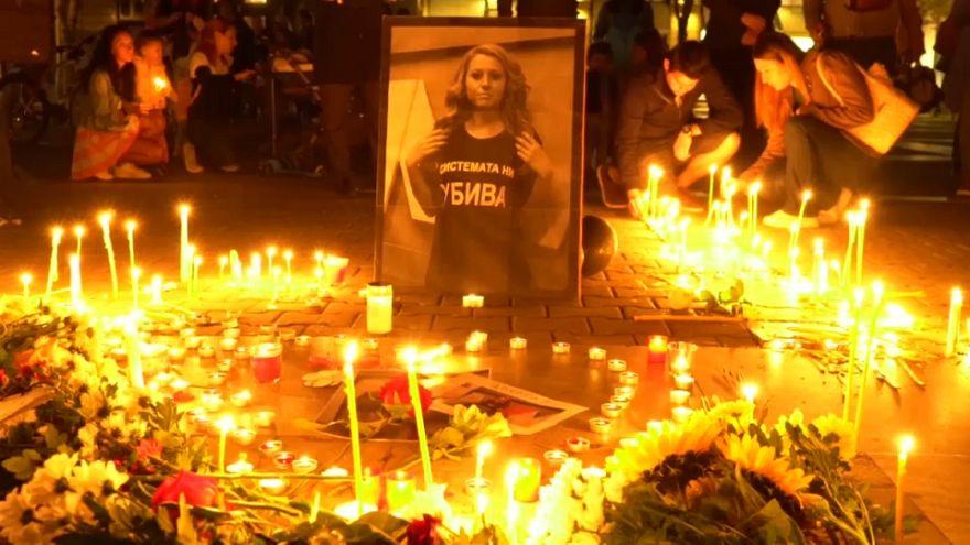 Bulgaristan'da tecavüz edildikten sonra işkencede öldürülen gazeteciyle ilgili bir gözaltı