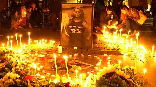 الشرطة البلغارية تحقق مع روماني من أصل أوكراني في مقتل الصحفية فيكتوريا مارينوفا