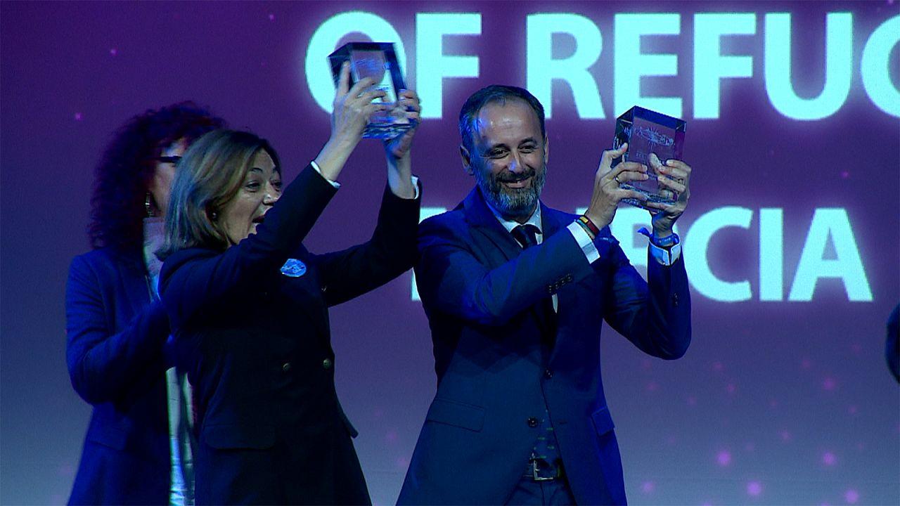 Focus : les lauréats du prix RégioStars sont...