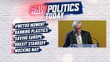 Raw Politics: #metoo returns to Brussels, tackling plastics, Brexit bluff and Le Pen's enemies