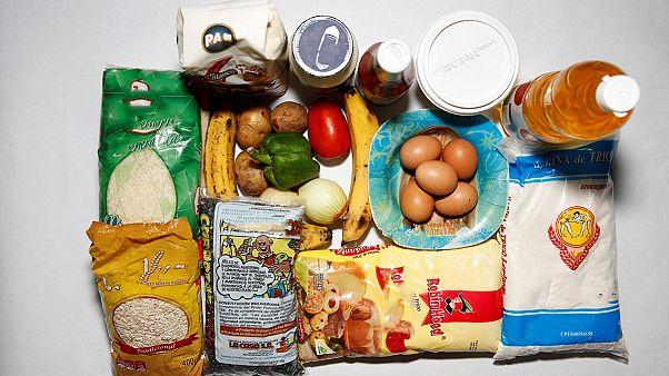 Öt éves csúcson egyes élelmiszerek ára