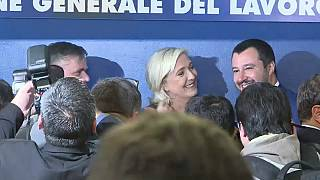Raw Politics: Le Pen and Salvini leading a coordinated push for their vision of Europe
