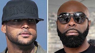 18 mois de prison avec sursis pour chacun des rappeurs Booba et Kaaris