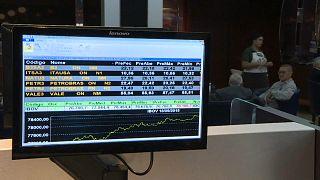 Бразилия: биржа отреагировала ростом