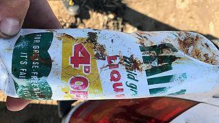 47 éves műanyag üveget találtak Nagy-Britannia tengerpartján