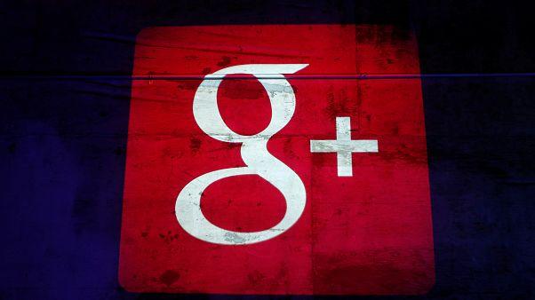 """أيقونة منصة """"غوغل بلس"""""""