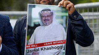 CCTV images of Khashoggi entering Saudi consulate in Istanbul