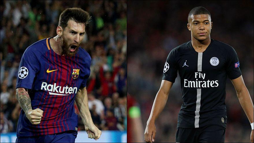 Futbolseverlerin merak ettiği soruya istatistiki cevap: Mbappe mi, Messi mi?