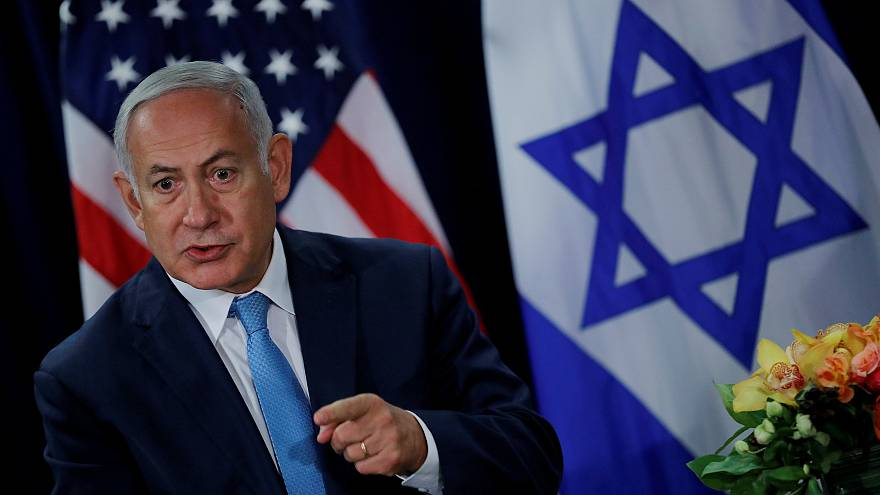 File photo of Israeli prime minister Benjamin Netanyahu