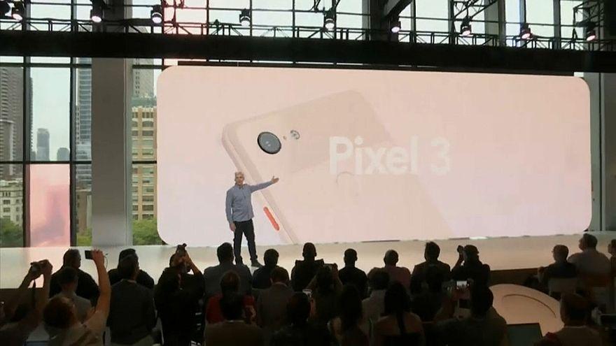 Google stellt neue Smartphones vor