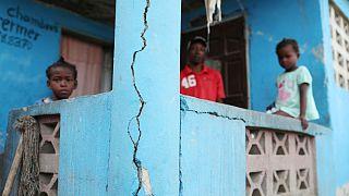Haiti depreminde ölenlerin sayısı 17'ye yükseldi