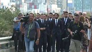 Italia-Ucraina, una partita per Genova